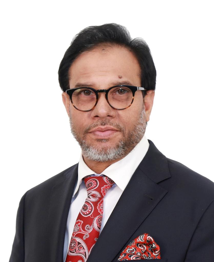 Mohammed Mahtabur Rahman Nasir Chairman Al Haramain Hospital